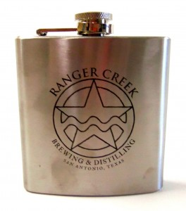 Ranger Creek Flask