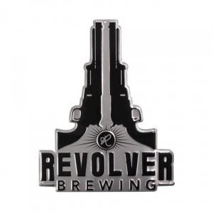 Revolver MetalSign_large